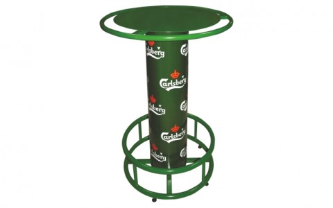 Carlsberg Bar Table