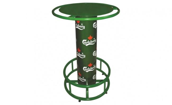 Carlsberg Bar Table