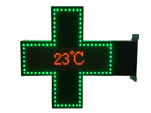 Pharmacy Cross LED Signs