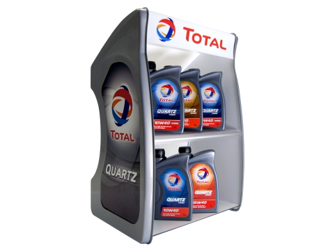 Total Point of Sale Displays