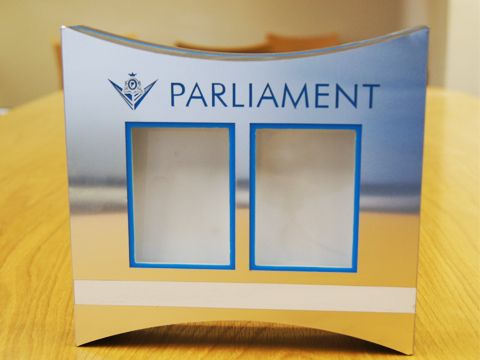 Parliament Acrylic Product