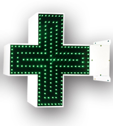 Triple-Lined-Pharmacy-Cross-Sign